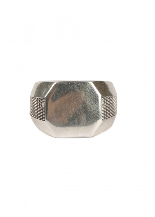 EB Octagon Ring