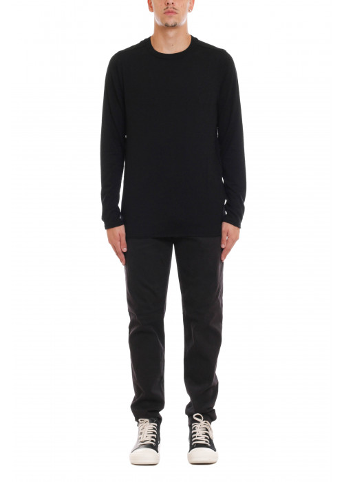 Transit Black Sweater