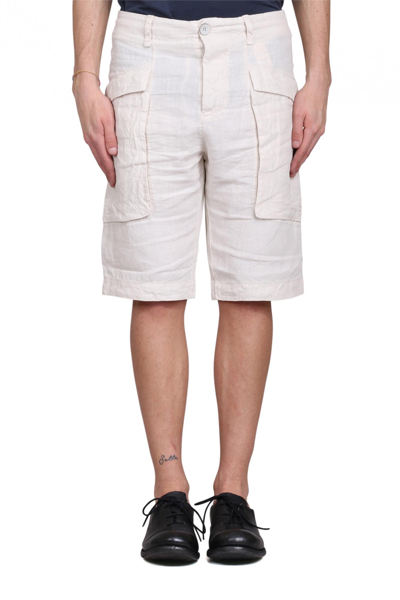 Transit Linen Shorts