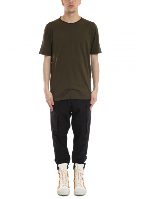 Transit Green Basic Tee