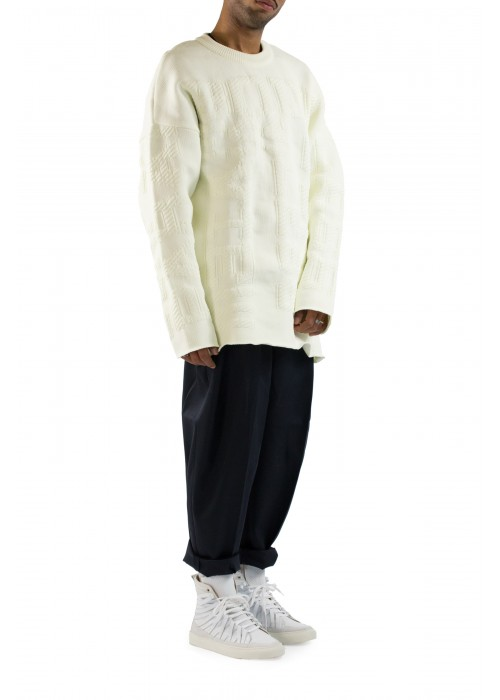 Juun.J Oversized Sweater