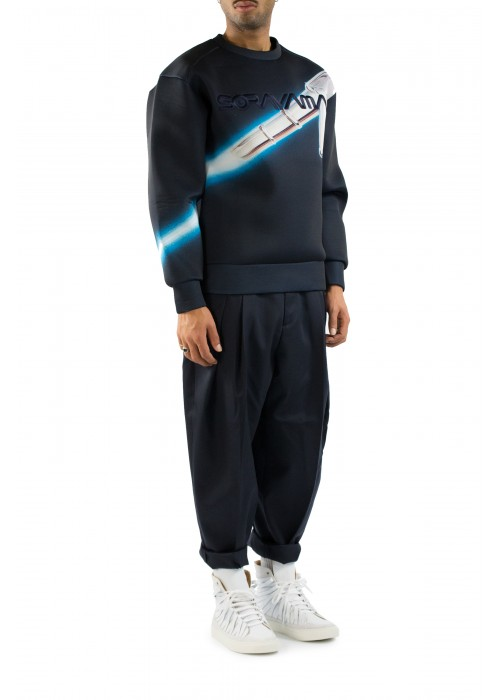 Juun.J x Sorayama Sweatshirt