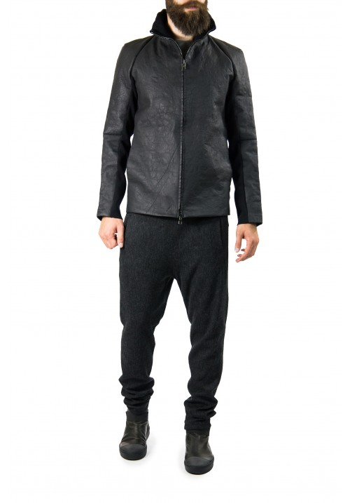 Transit Leather Jacket