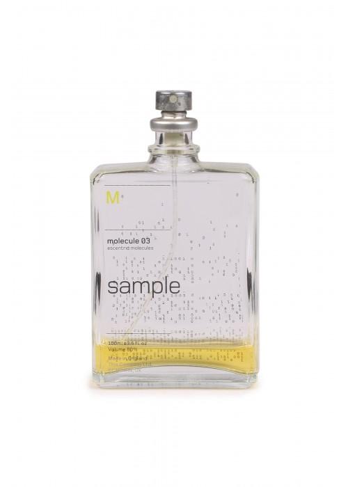 Escentric Molecule 03 Perfume