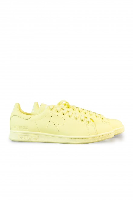 Raf Simons Yellow Stan Smith Sneakers